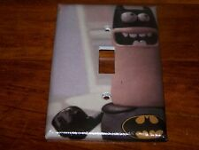 AARDMAN BATMAN LIGHT SWITCH PLATE