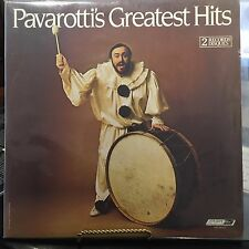 PAVAROTTI'S GREATEST HITS 2 VINYL LP'S CANADA FROM 1980