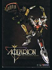 Aquarion: The Complete Series (DVD, 2009, 4-Disc Set)