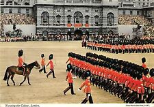 B88762 trooping the colour military types london  uk