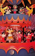 Walt Disney World postcard It's A Small World After All
