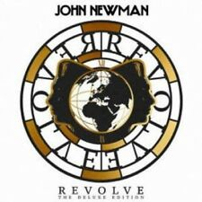 Revolve [Audio CD] John Newman  - SIGILLATO