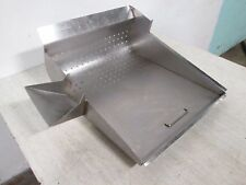 """H.D. COMMERCIAL STAINLESS STEEL FRY DUMP STATION 17"""" x 20"""" PERFORATED PAN LINER"""