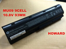 9cell 93wh Original Battery For HP DM4 MU06 MU09 CQ32 CQ42 CQ62 G42 G62 G72 G4