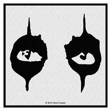Alice Cooper-patch écusson-EYES NEUF 10x10cm