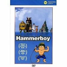 HAMMERBOY (2004) DVD FILM MOVIE - NUOVO SCONTO ANIME MANHWA KOREA MANGA CARTONE