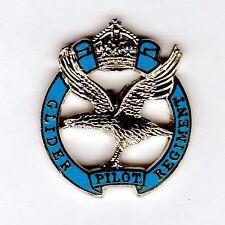 Enamel Lapel Badge Glider Pilot Regiment