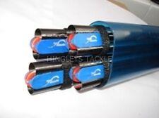 5 x Mosella Pole Geni, Pole Elastic Protector, Match Pole Fishing FREE P&P
