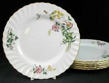 Minton DAINTY SPRAYS 6 Salad Plates Bone China S511 with SCRATCHES GREAT VALUE