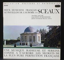 Leclair Boismortier Pavillon de l'Aurore Sceaux  Quat. M.Larrieu Erato STU 50211