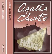Perché non chiedere a Evans? di Agatha Christie (CD-Audio, 2006)