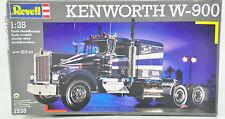 REVELL 7538 Kenworth Lkw Bausatz 1:25 OVP W 900 Truck 05-E-KT