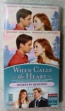 When Calls the Heart: Hearts in Question (DVD, 2016) 2014, Rohl Krakow Wagner LZ