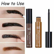 Beauty Makeup Peel-off Eyebrow Tint Dye Gel Waterproof My Brows Gel LIGHT BROWN