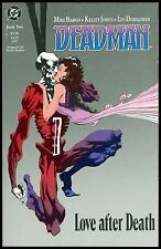 Deadman Love After Death #2 M Baron, DC Comic Graphic Novel TPB 1989 LOT of 10