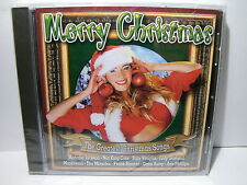 Merry Christmas Sinatra Jackson Canzoni di Natale NEW NUOVO SIGILLATO SEALED CD