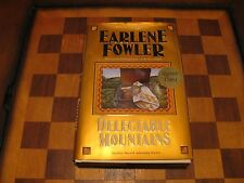 Earlene Fowler-Road to Cardinal Valley Signed-Broken Dishes-Delectable Mountains