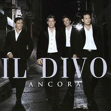 Ancora  by Il Divo (CD, 2005, Sony Music Distribution (USA)
