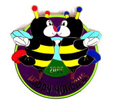 """BALLON """"SPECIAL SHAPE"""" Pin / Pins - LITTLE BEES """"HAPPY HOLIDAYS 2006"""" [3816]"""