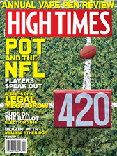 HiGH TiMES MaGaZiNe PDF November 2016 medical marijuana cannabis PDF