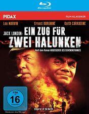 Blu-ray - Jack London Ein Zug für 2 Halunken - Abenteuerfilm Lee Marvin Pidax