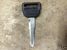 Genuine OEM Honda 84-87 Civic CRX 82-89 Accord 83-91 Prelude Key Blank