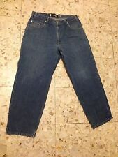 Levis SilverTab Baggy Jeans 36 x 29 Mens USA Made  Wash