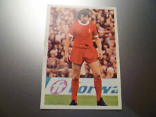 FKS 1974/75 Wonderful World Of Soccer stars Card 169 Chris Lawler Liverpool