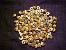 Lot of 4 Indian Wars Domed Eagle Brass 5/8 Buttons marked Horstmann