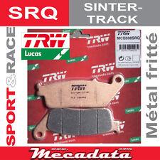 Front brake pads TRW LUCAS MCB 598 SRQ Honda CBR 1000 F  1990