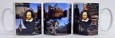 William Shakespeare TAZZA OMAGGIO Collage Tazza Regalo Perfetto decorata in UK
