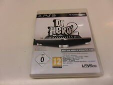 PlayStation 3 PS 3  DJ Hero 2