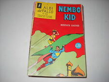 ALBI DEL FALCO - NEMBO KID N.  303   ORIGINALE SUPERMAN !!!!!!
