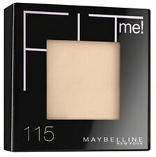 Authentic MAYBELLINE Fit Me Pressed Powder - IVORY 115