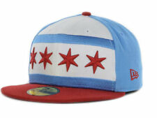 Exclusive Chicago Blackhawks New Era City Flag Collection 9FIFTY RARE FIND!!!!