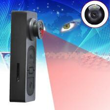Mini HD Button Camera Camcorder Video Recorder DV Spy Hidden Pinhole Cam DVR TL
