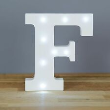Up In Lights Light up Letters - Letter F