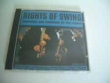 RIGHTS OF SWING - PHIL WOODS .CD CANDID GERMANY CCD 79016.