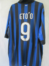 Inter Milan 2011 Samuel Eto'o Home Football Shirt Size XL /34704