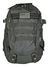 Tactical Urban Backpack Turtle Pack EastWest EDC Survival Hiking Day Pack Black*