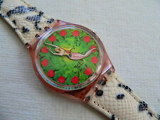 1994 collectible Swatch Watch  Standard First GP108