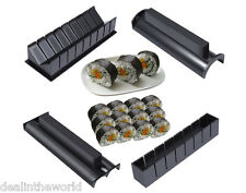 Home Sushi Making Kit Easy Sushi Maker Rice Roller Mold Kitchen DIY Cooking Tool
