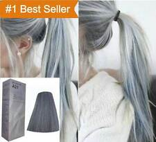 NEW!! Berina Hair Colour permanent cream hair dye - Light Grey Silver #A21