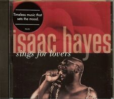 Isaac Hayes - Sings For Lovers (2009) - CD - NEW