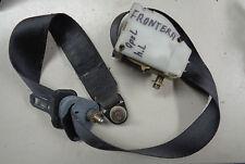 Sicherheitsgurt hinten links 91150781 Opel Frontera A Sport Bj.92-98