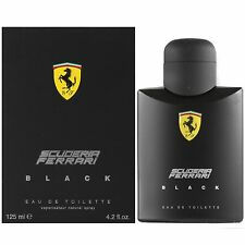 Ferrari Scuderia Black 125 ML Men EDT Perfume