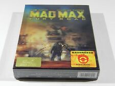 Mad Max Fury Road 3D+2D Blu-ray Steelbook HDzeta Lenti Type A #416/2000 OOS/OOP