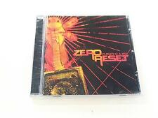 ZERO RESET CLOSED IN A BOX CD 2012 NEW SEALED