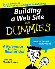 Building a Web Site for Dummies,GOOD Book