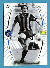 INTER CARDS 2000 DS - Figurina/Sticker/card - n. 82 - TARCISIO BURGNICH